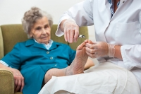 The Importance of Elderly Foot Care